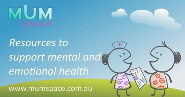 MumSpace Resources, MumSpace resources for perinatal depression and anxiety, MumSpace