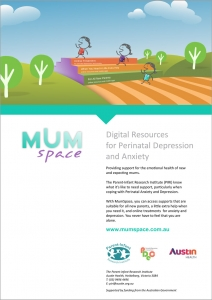 MumSpace, About MumSpace – connecting you with the support you need, MumSpace